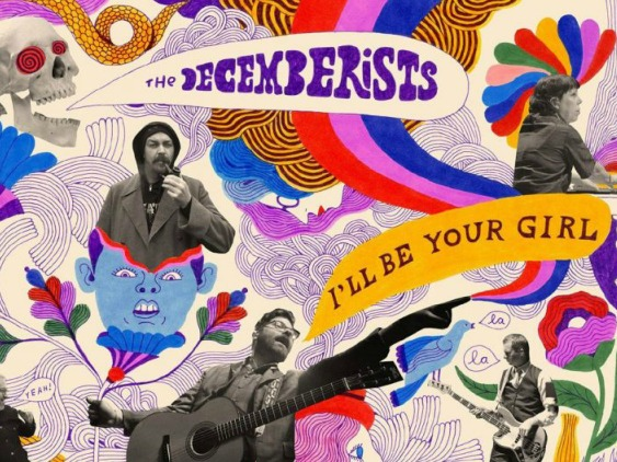 The Decemberists' 'I'll Be Your Girl' is a Synth-Laden Change