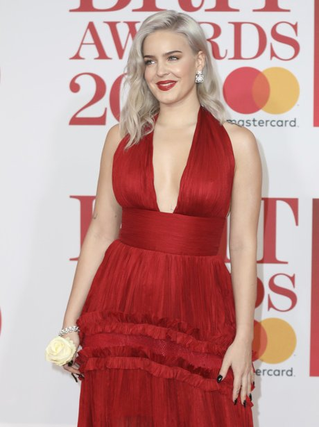 anne marie brit awards 2018