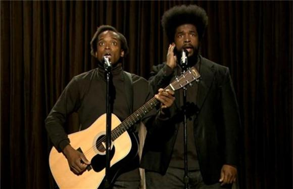 Black Simon and Garfunkel Cover Lorde's 'Royals'