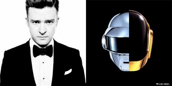Hood Internet Mashes Justin Timberlake and Daft Punk