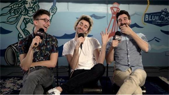AJR Are Here To Make You Feel All Warm and Bubbly Inside
