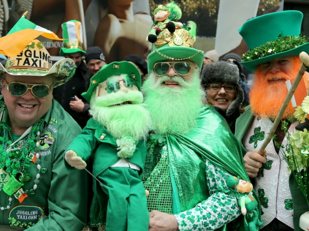10 Songs To Help You Get Sufficiently Drunk This St. Patrick's Day