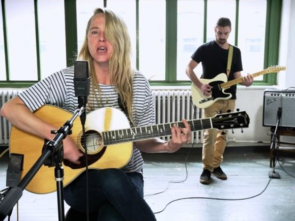 THROWBACK THURSDAY: A Session With Midwestern Siren, Lissie
