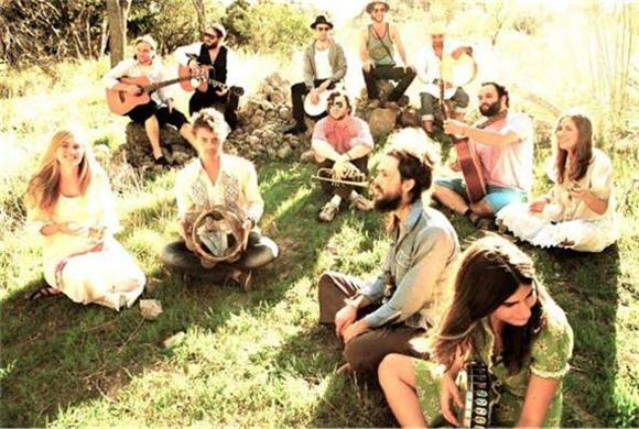 Watch: Edward Sharpe and the Magnetic Zeros