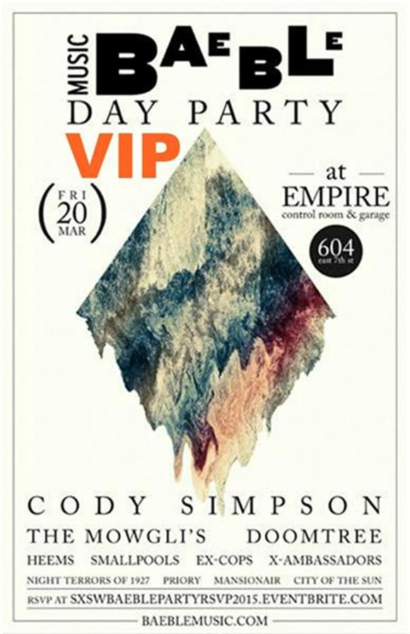 Enter To Win VIP Access To The Baeble Music Day Party