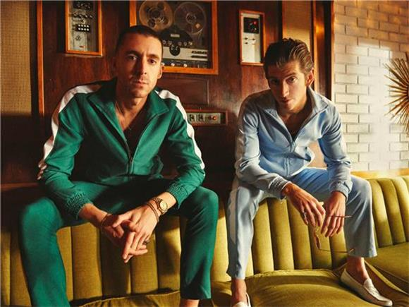 The Last Shadow Puppets Dig Their Own Graves