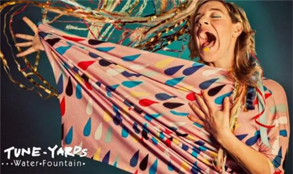 tUnE-yArDs Showers Tribal Rhythm In 'Water Fountain'