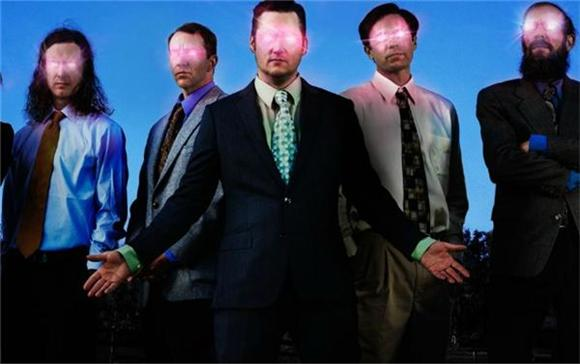 Modest Mouse Kick It Old School On Tonight Show
