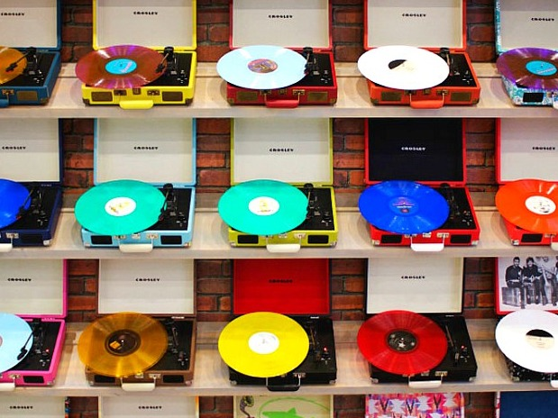 Who Buys Vinyl Anymore: The Purpose and History of Record