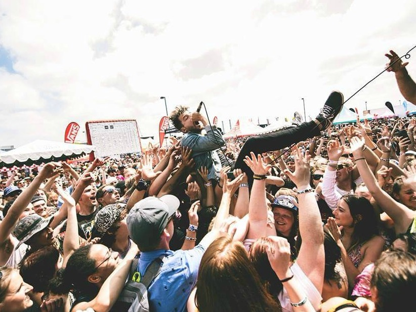 7 Bands You Can't Miss As Warped Tour Makes Its Final Run