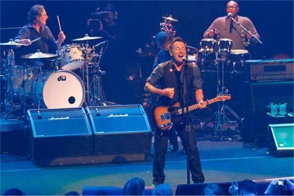 Watch Springsteen Perform at SXSW