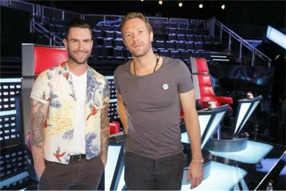 Coldplay's Chris Martin Joins 'The Voice' As A Temp