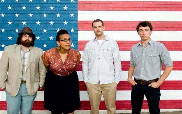 Alabama Shakes Release 'Future People' Off New Album