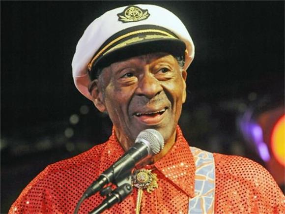 Chuck Berry's Album is Still Set For Release After His Death