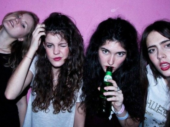 Hinds Hit the Slopes in Cool New Video for 'The Club'