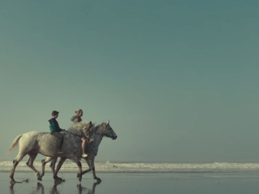 Mumford and Sons's video for