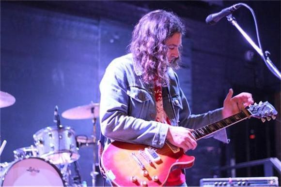 About Last Night: The War On Drugs at The Bowery Ballroom