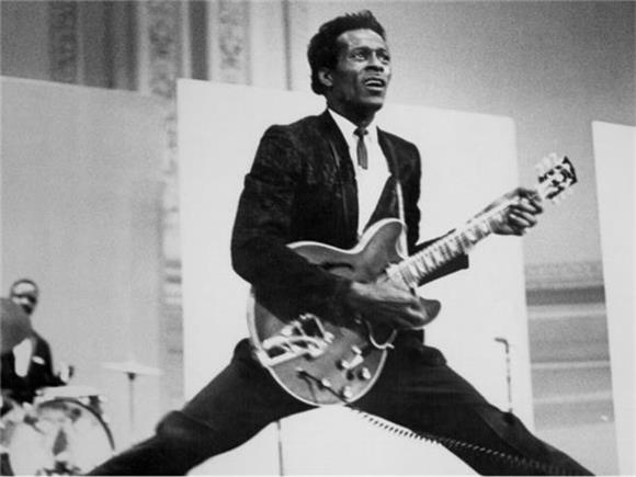 The Top 6 Chuck Berry Covers Performed by Other Legends