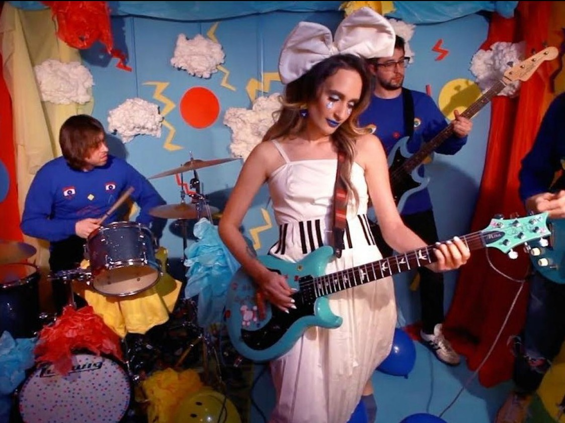 Speedy Ortiz Share New Music Video For 'Lean In When I Suffer'