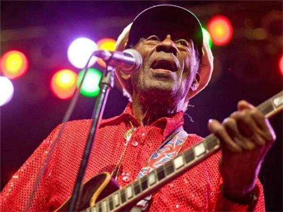 The First Single From Chuck Berry's Final Album Has Arrived