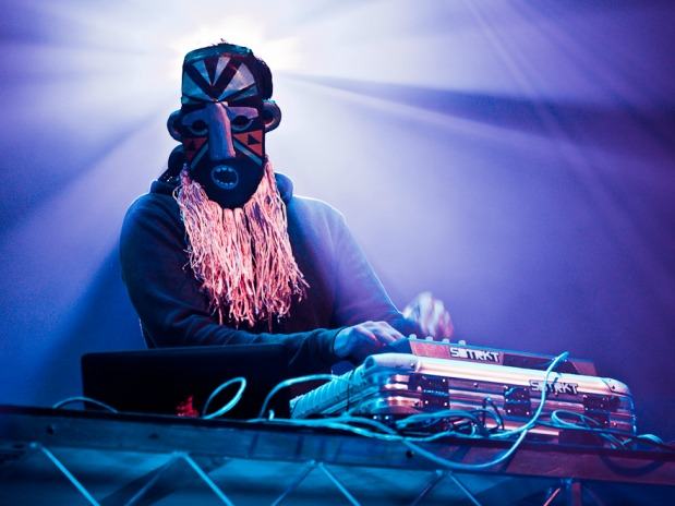 SBTRKT's Remix of Chance The Rapper and Kanye West's 'All We Got' Is Fire