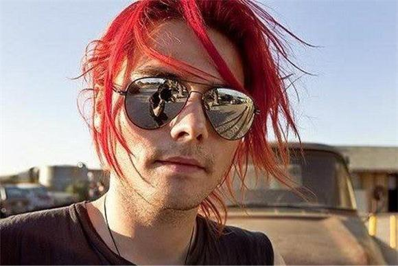 Stream: Gerard Way/Deadmau5
