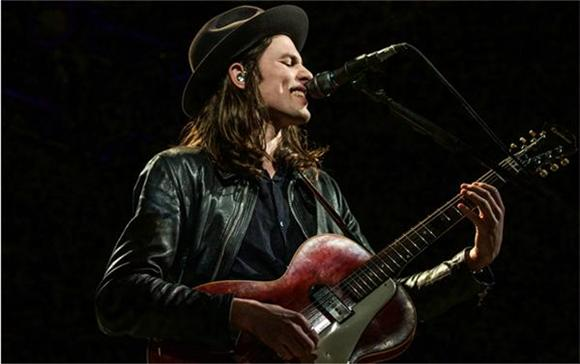 Out And About: James Bay At The Bowery Ballroom