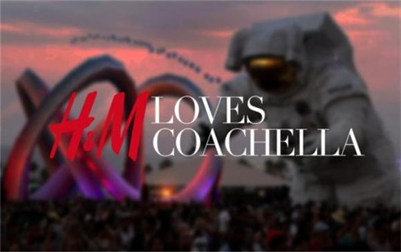 H&M Cashes In On Coachella Try Hards
