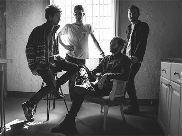 Baeble First Play: The Soaring Post Punk Of The Moth and The Flame