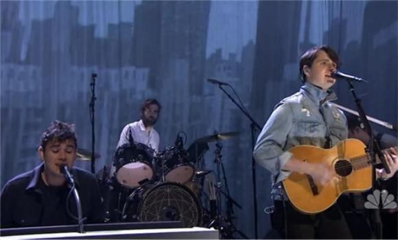 Vampire Weekend Converts Unbelievers on Jimmy Fallon