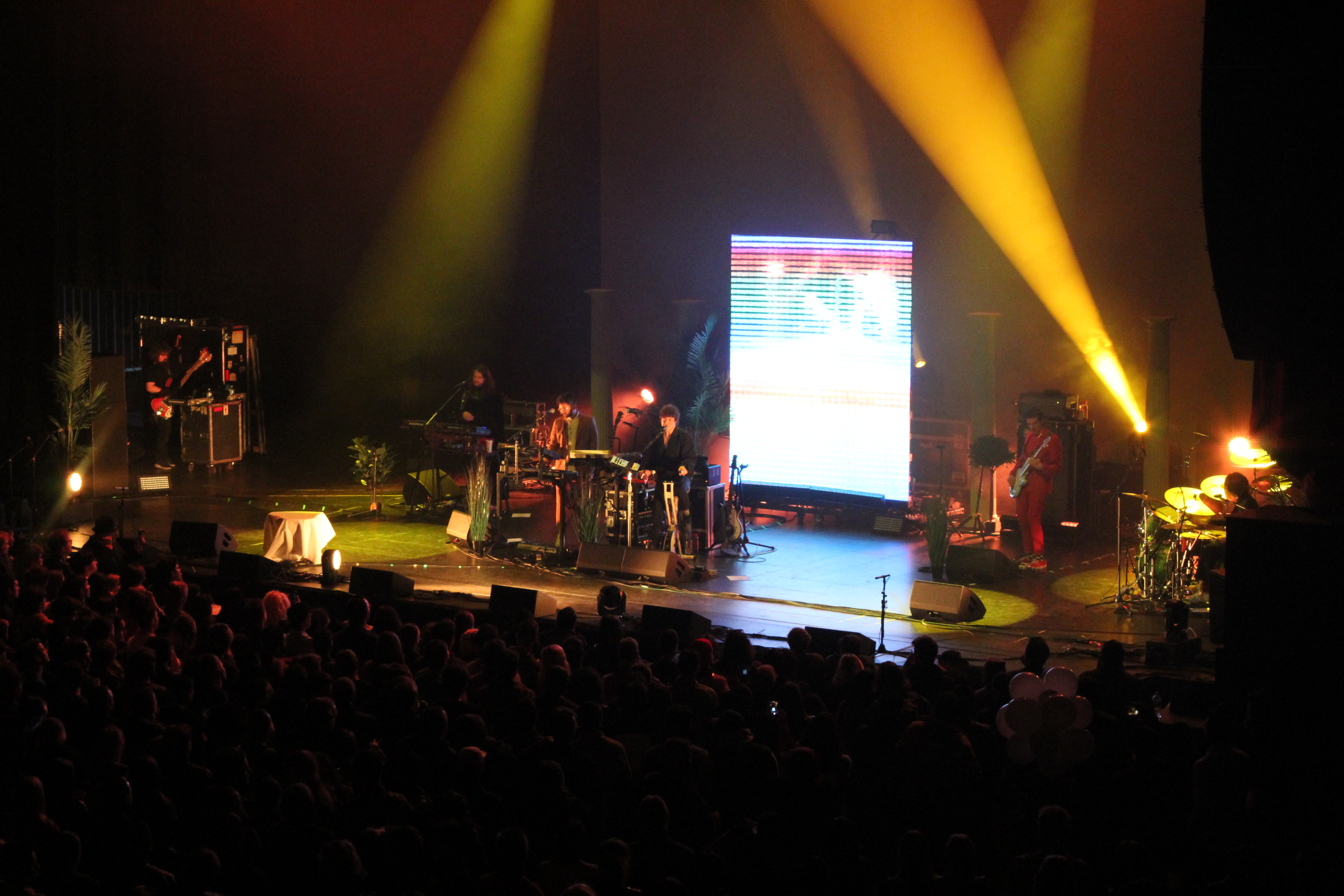 MGMT, Kings Theatre