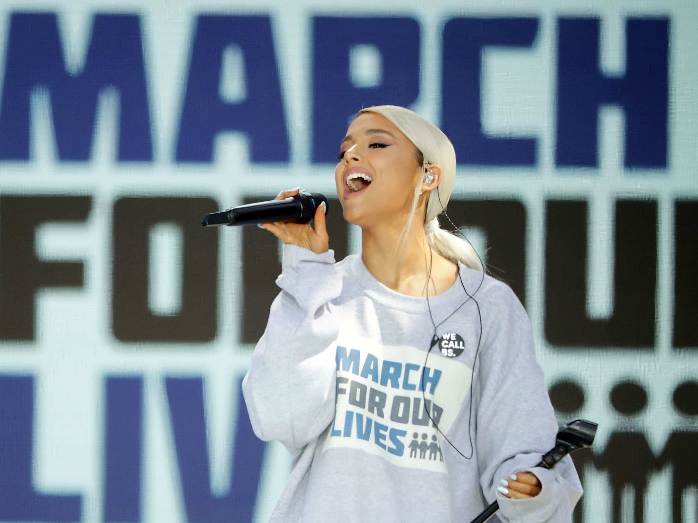 Stars Lending Their Names And Voices To March For Our Lives