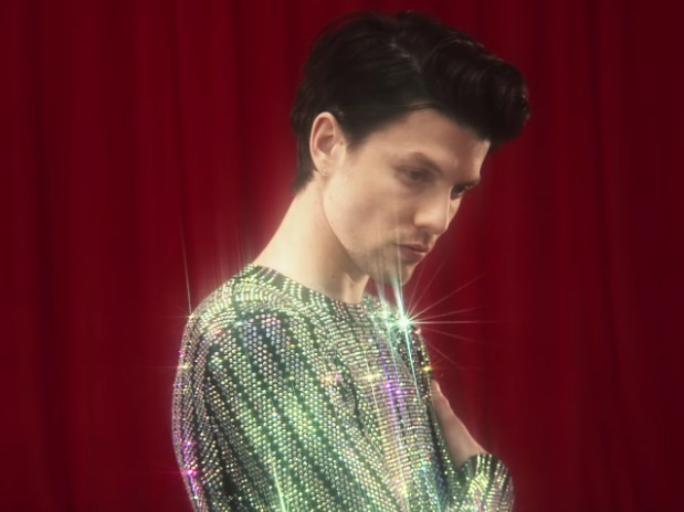 James Bay is a Human Disco Ball in New 'Pink Lemonade' Video