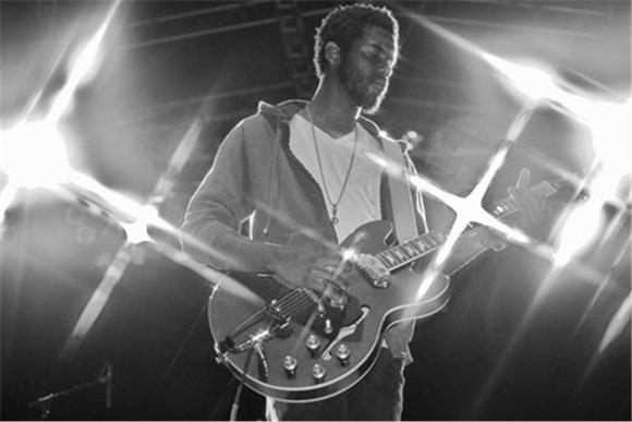 Now Playing: Gary Clark Jr.
