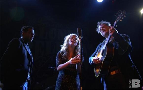 Out And About: The Lone Bellow Sets Up Church At The Music Hall of Williamsburg