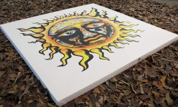 sublime contest: win freedom sun canvas