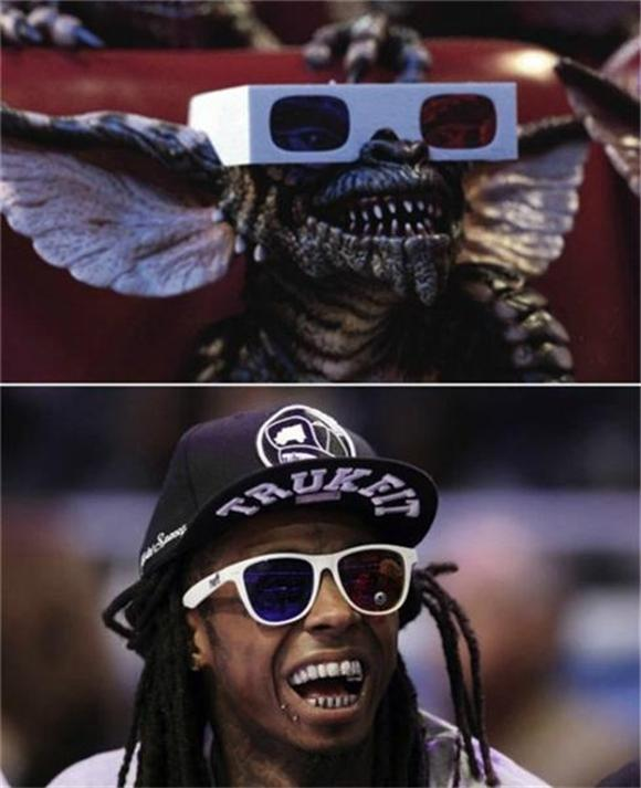 Doppelganger of the Day: Lil Wayne