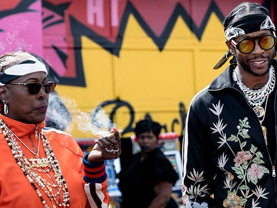 2 Chainz is Two Months Early for Mothers' Day in New Video