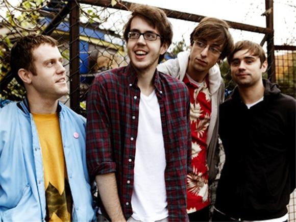 Out and About: Cloud Nothings