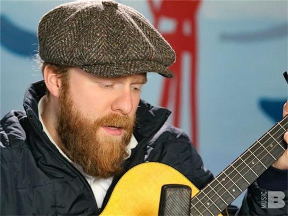 COMING SOON: Alex Clare in Session