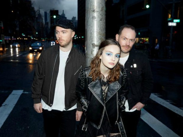 CHVRCHES Amp Up The Intensity With New Song 'Never Say Die'