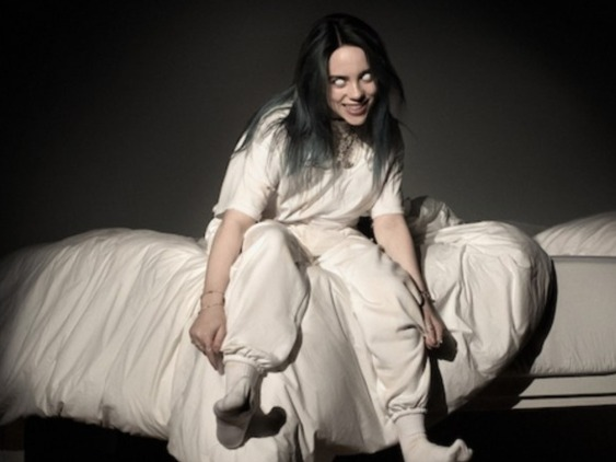 Billie Eilish will own you with WHEN WE ALL FALL ASLEEP, WHERE DO WE GO?