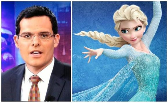 Chicago Newscaster Spoofs Frozen's 'Let It Go'