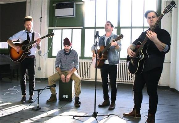 Now Playing: Greek Fire In Session