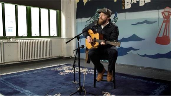A Portrait of The Past, Present, and Future With Alex Clare