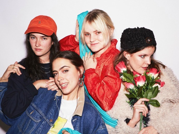 Hinds Sound More Confident Than Ever on New Single 'Finally Floating'