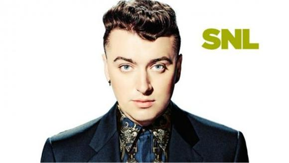 Sam Smith's Stuns in 'SNL' Performances
