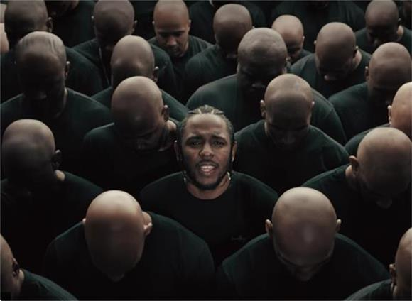 Kendrick Lamar Is On Fire (Literally) In New Video 'Humble'