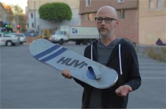 Who's Behind This 'Back to the Future' HUVr Hoverboard