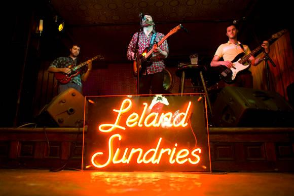 MP3 Premiere: Leland Sundries